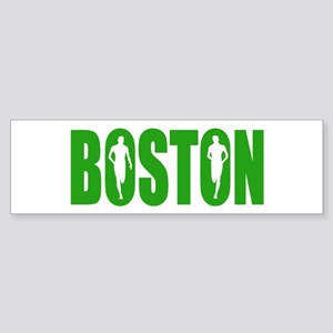 Boston Green Sticker (Bumper)