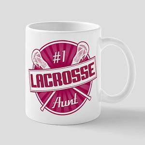 #1 Lacrosse Aunt Mug