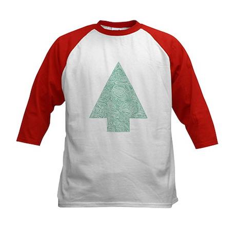 Pine Tree Kids Baseball Jersey