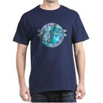 Cool Celtic Dragonfly Dark T-Shirt