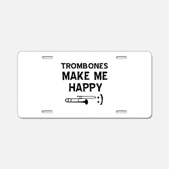 Trombones musical instrument designs Aluminum Lice