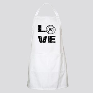 Love Lifting Weights Apron