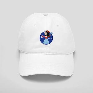 Greek Lady Dancing Baseball Cap