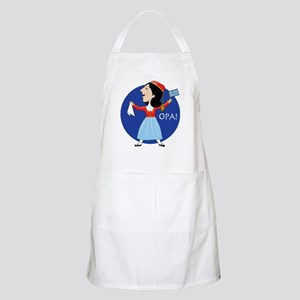 Greek Lady Dancing Apron