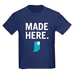 Made Here - Youth T-Shirt (Dark)