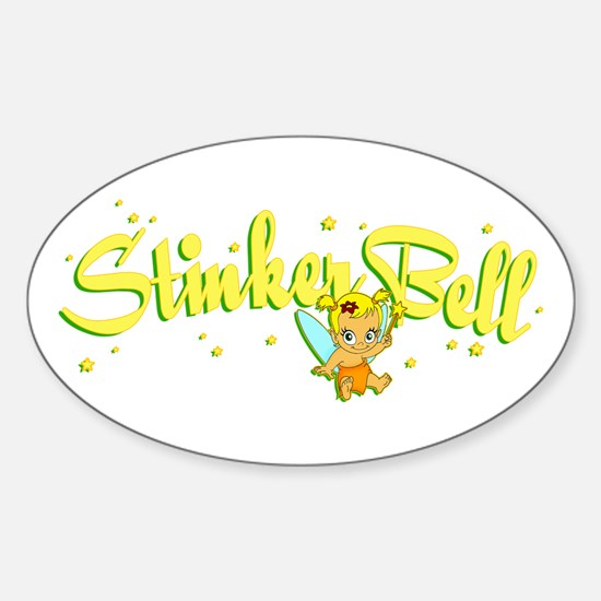 Stinkerbell Decal