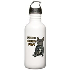 French Bulldog Mom Stainless Water Bottle 1.0L