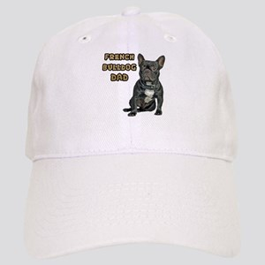efdc2117281 French Bulldog Dad Hats - CafePress
