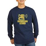 Champion Sound Lion Long Sleeve Dark T-Shirt