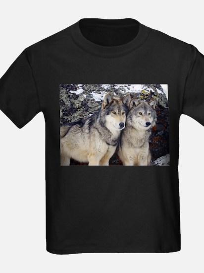 Wolf Couple T-Shirt