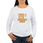 Champion Sound Lion Women's Long Sleeve T-Shirt