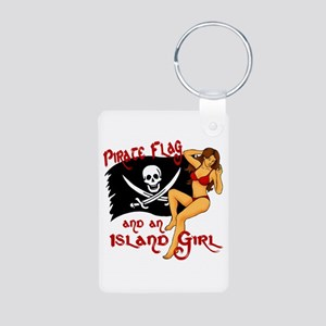 pirate girl Keychains