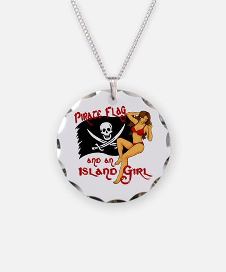 pirate girl Necklace