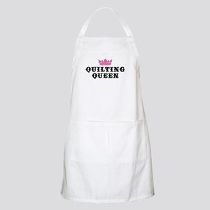 Quilting Queen BBQ Apron