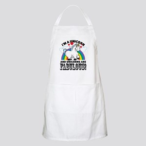 Unicorns Are Fabulous Apron