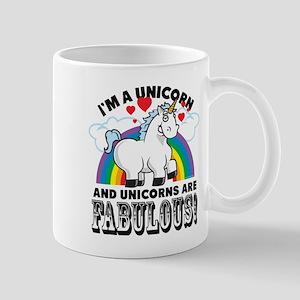 Unicorns Are Fabulous Mug