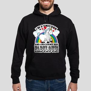 Unicorns Are Fabulous Hoodie