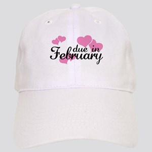 Due In February Hearts Cap