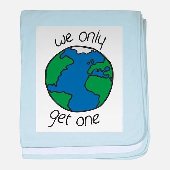 one earth baby blanket