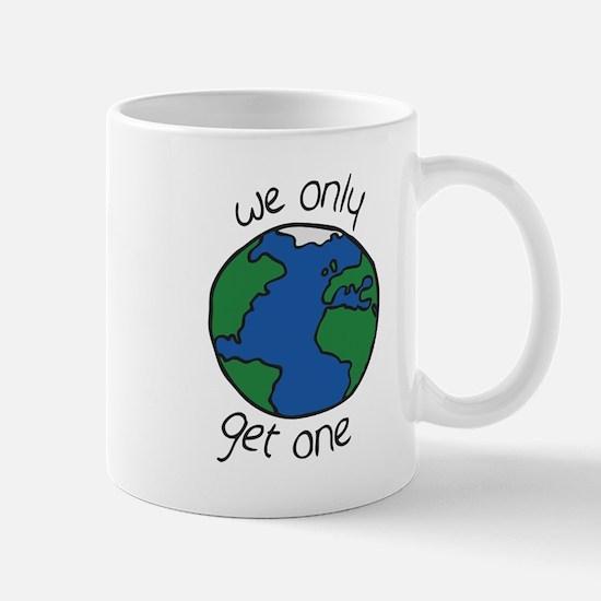 one earth Mug