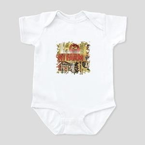 Retro Ant Farm Infant Bodysuit