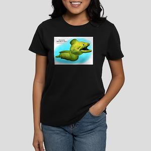 Giant Moray Eel Women's Dark T-Shirt