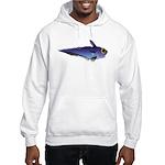 Grenadier Deep Sea fish (Annas Antarctica) Hoodie