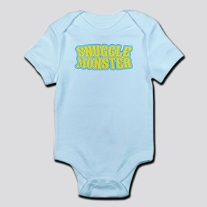 snuggle monster Body Suit