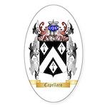 Capellaro Sticker (Oval)