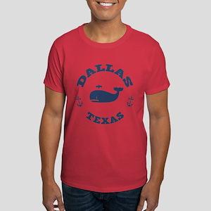 Dallas Whale Excursions Dark T-Shirt