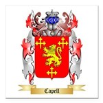 Capell Square Car Magnet 3