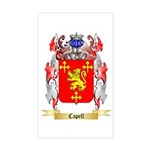 Capell Sticker (Rectangle)