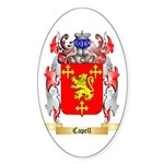 Capell Sticker (Oval 10 pk)