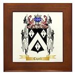 Capeli Framed Tile
