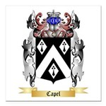 Capel Square Car Magnet 3