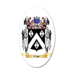 Cape 35x21 Oval Wall Decal