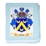 Canty baby blanket