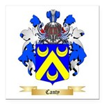 Canty Square Car Magnet 3