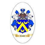 Canty Sticker (Oval 50 pk)