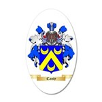 Canty 35x21 Oval Wall Decal