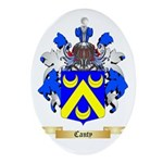 Canty Ornament (Oval)