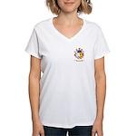 Cantu Women's V-Neck T-Shirt