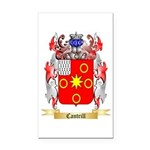 Cantrill Rectangle Car Magnet