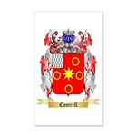 Cantrell 20x12 Wall Decal