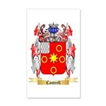 Cantrell 35x21 Wall Decal