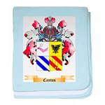 Cantos baby blanket