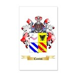 Cantos 20x12 Wall Decal