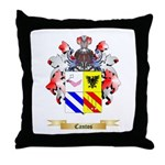 Cantos Throw Pillow