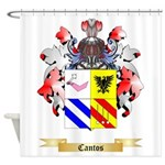 Cantos Shower Curtain