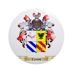 Cantos Ornament (Round)